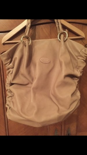 Tod's Carry Bag nude-beige