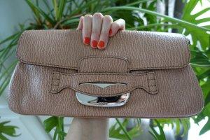 TOD'S Tasche, Clutchbag/Schultertasche, aus Leder in altrosa, zeitlos & klassisch !