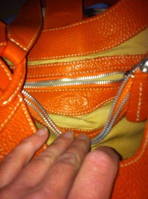 tod's tasche orange wie neu