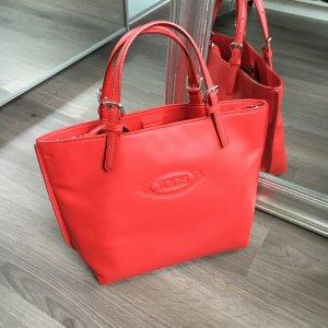 Tod's Tasche rot Crossbody Handtasche