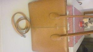 Tod's Tote D-Bag Camel Leather, original