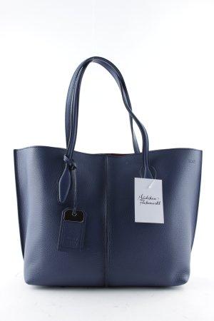 "Tod's Umhängetasche ""Joy Shopping Bag Media Blue"""