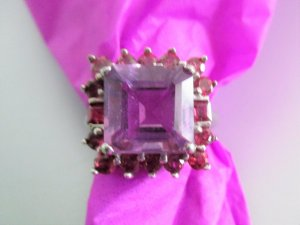Today Special#Silberring#Amethyst
