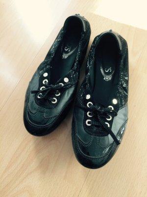 Tods Ballerinas in schwarz