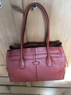 Tods Damenledertasche D-Bag koralle
