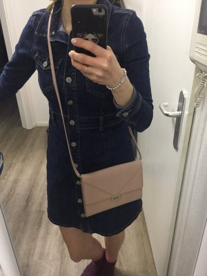 Tods echt Leder Tasche Crossbody Bag Clutch echt Leder Np 565 € mit Rechnung