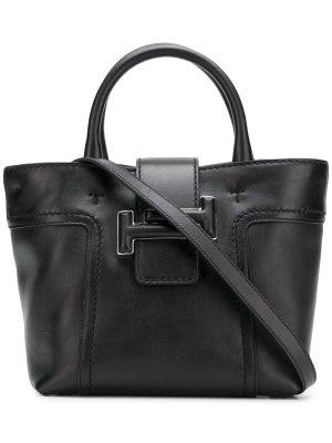 Tod's Satchel black leather