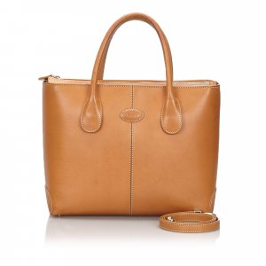 Tods Leather Satchel