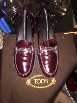 Tod's Scarpa slip-on multicolore