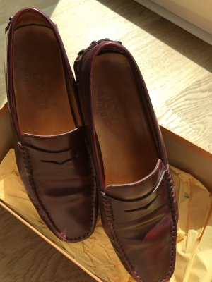 Tods Mokassins Loafers Gr. 39
