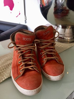 Tod's Lace Shoes multicolored