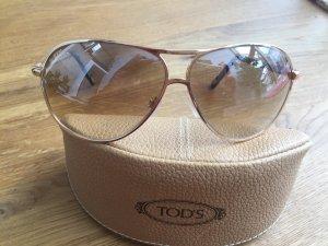 Tods Sonnenbrille/ Pilotenbrille
