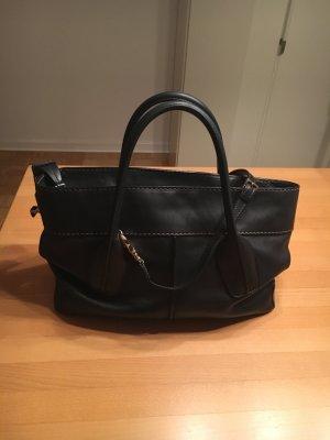 Tods  Tasche schwarz Leder