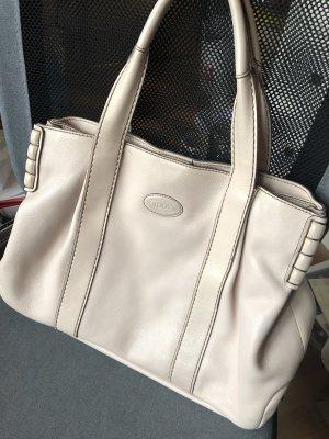 TODS Tasche XL Bag Nude , Leder Luxus Pur!
