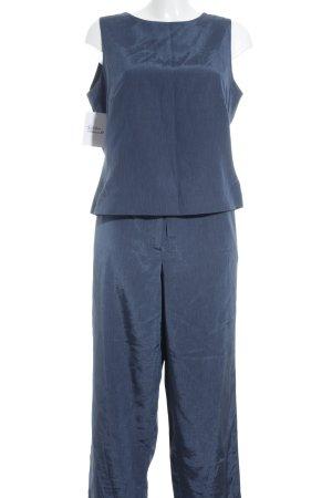 TOFFS! Trouser Suit blue casual look