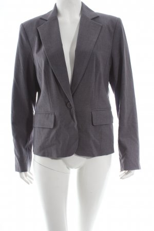 Together Blazer grau meliert Business-Look