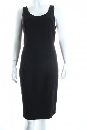 Together Robe empire noir style classique