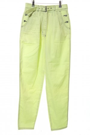 Together High Waist Trousers primrose casual look