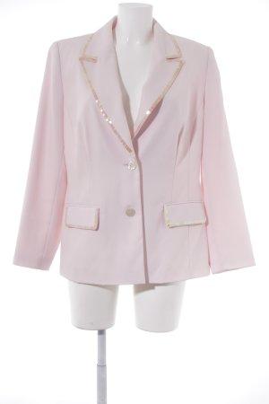 Together Jerseyblazer rosé Business-Look