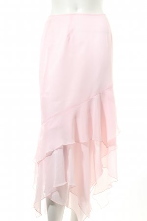 Together Broomstick Skirt light pink elegant