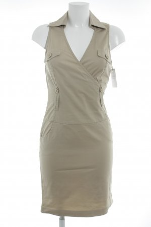 Toi & Moi Cargo Dress beige casual look