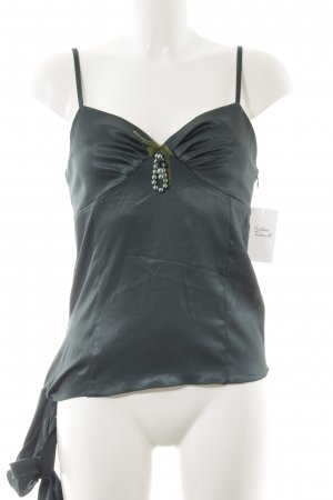 Toi & Moi Trägertop dunkelgrün Elegant