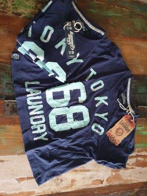 Tokyo Laundry Shirt Crop Top Neu mit Etikett Gr. XS, S, M oder L
