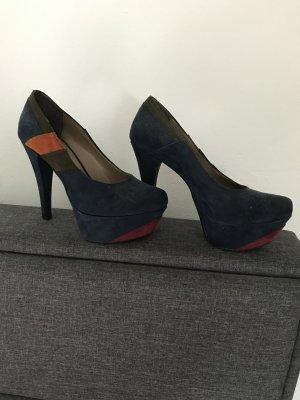 Tolle 14cm high heels in schöne farben