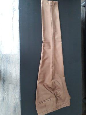 Zara Basic 7/8-broek camel