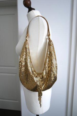 Shoulder Bag gold-colored