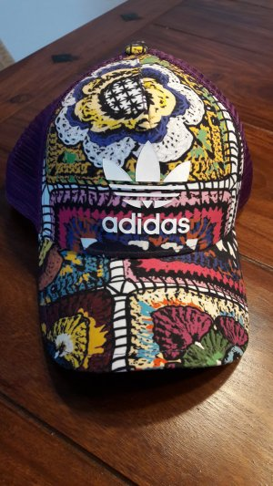 Tolle ADIDAS Original Crochita cap NEU!!!!