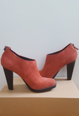 Tolle Ankle Boots| & Other Stories| Veloursleder rostrot|