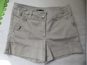tolle beige H&M Shorts