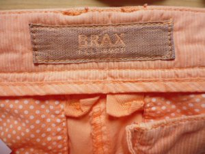 Brax Pantalón de pinza nude-albaricoque Algodón