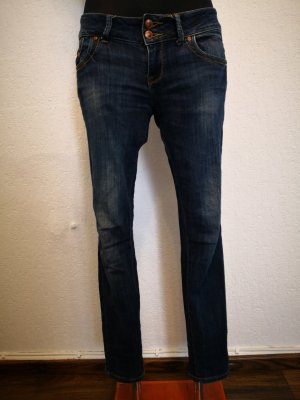 Tolle blaue LTB Jeans Molly Super Slim