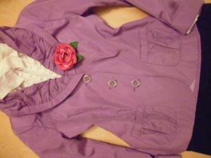 Blousejack mauve-roze