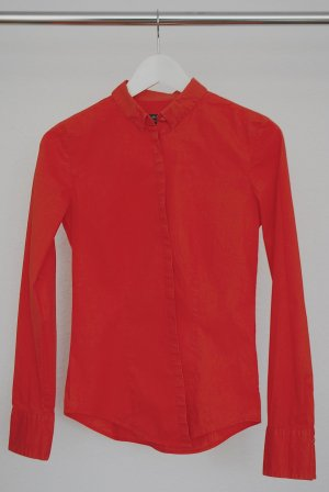 Tolle Bluse Button-down von Marc O´Polo 34 XS koralle
