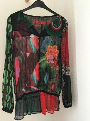 Tolle Bluse für den Sommer/transparent