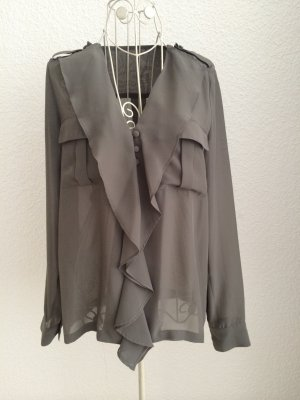 Tolle Bluse Khaki von Zalando