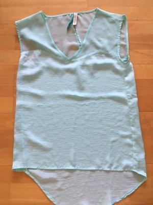 Tolle Bluse mit transparente Details