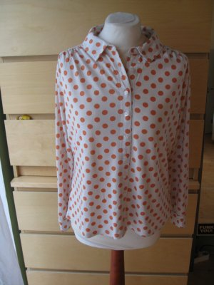 Tolle Bluse Polka Dots