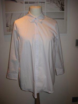 Tolle Bluse von Catoon Weiß mit Knopfleiste am Rücken und vorne