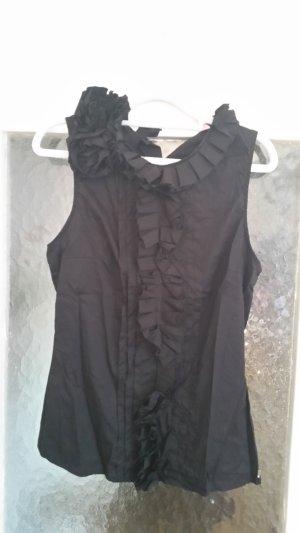 Tolle Bluse von Fornarina mit schönen Rüschendetails.