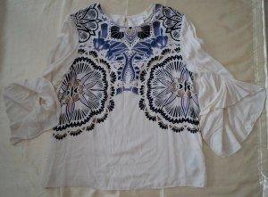 tolle Bluse von H&M, Vintage Stil, Größe 42