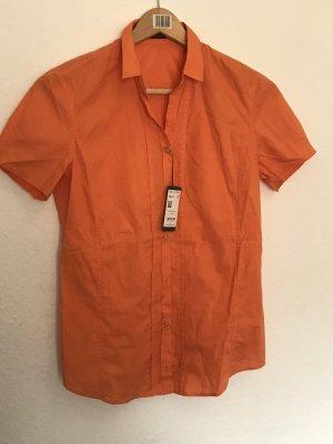 Marc O'Polo Shirt met korte mouwen oranje