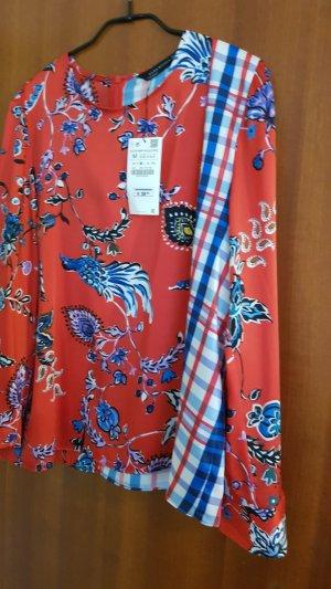 Tolle Bluse von Zara Gr M ungetragen