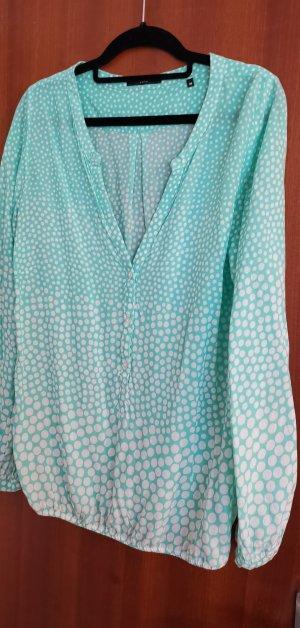 Tolle Bluse von Zero in mintgrün Gr 38