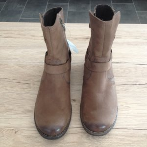 Caprice Boots brown leather