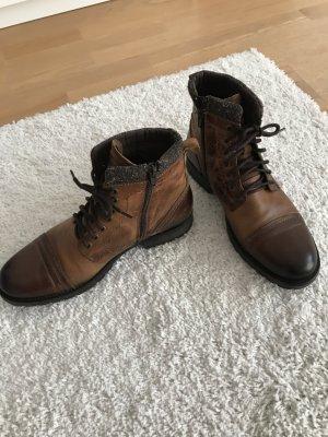 Jack & Jones Desert Boots multicolored leather