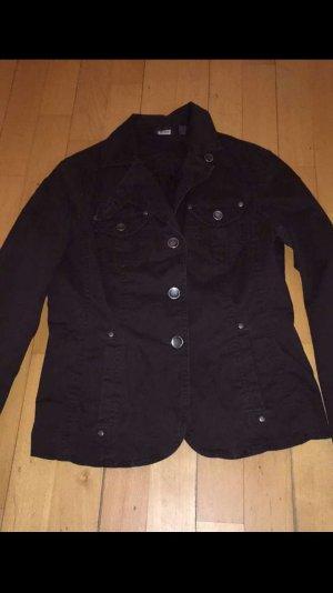 Tolle braune Jeansjacke v Mexx Gr 38, 1x getragen